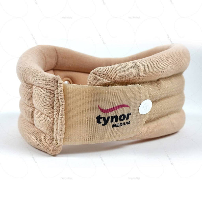 Cervical Collar Soft with Support by Tynor India | Buy on heyzindagi.com