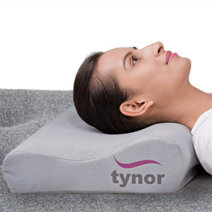 Contoured Cervical Pillow (tydl02) by Tynor India