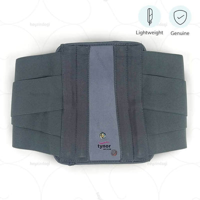 100% genuine LS belt (A07BAZ) by Tynor India. Built with lightweight material | order online at heyzindagi.com