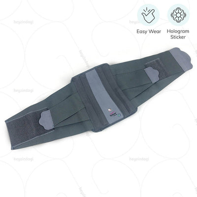 Easy to wear back support belt (A07BAZ). An assured product from Tynor India | explore amazon.in