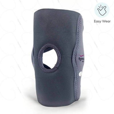Easy Wear (D08BAZ) knee support with simple wrap ensuring easy application & removal by Tynor India | order online at heyzindagi.com