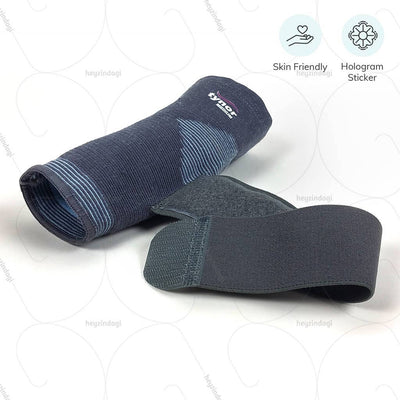 Tynor elbow support (E11BAZ) protect from further injuries. Suitable for all skin types | www.heyzindagi.com