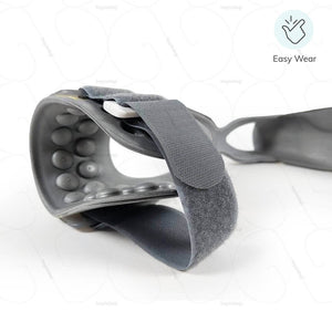 Foot Drop Splint with Liner (Right/Left) (TYOR52) by Tynor India