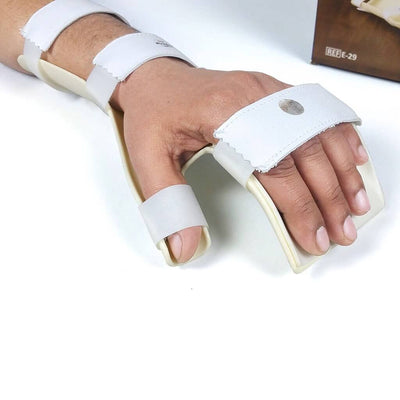 Tynor Hand Resting Splint (Right/Left) (E29BHA) for stabilising hand and wrist by Tynor India | heyzindagi.com