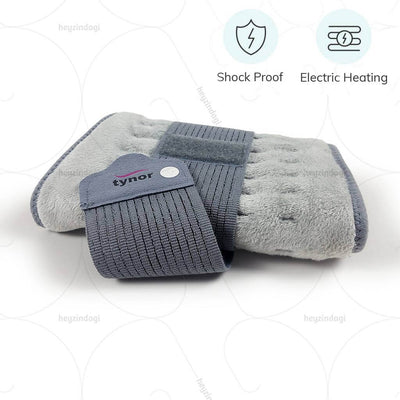 Electric heating pads (I73UBZ) by Tynor India. Shock proof insulation | www.heyzindagi.com
