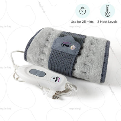 Best heating pad (I73UBZ) manufactured by Tynor India. Comes in one size that fits most | heyzindagi.in- an health & wellness site for senior citizens
