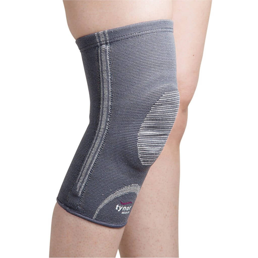 Spiral Knee Cap (with Silicon Patellar Ring)