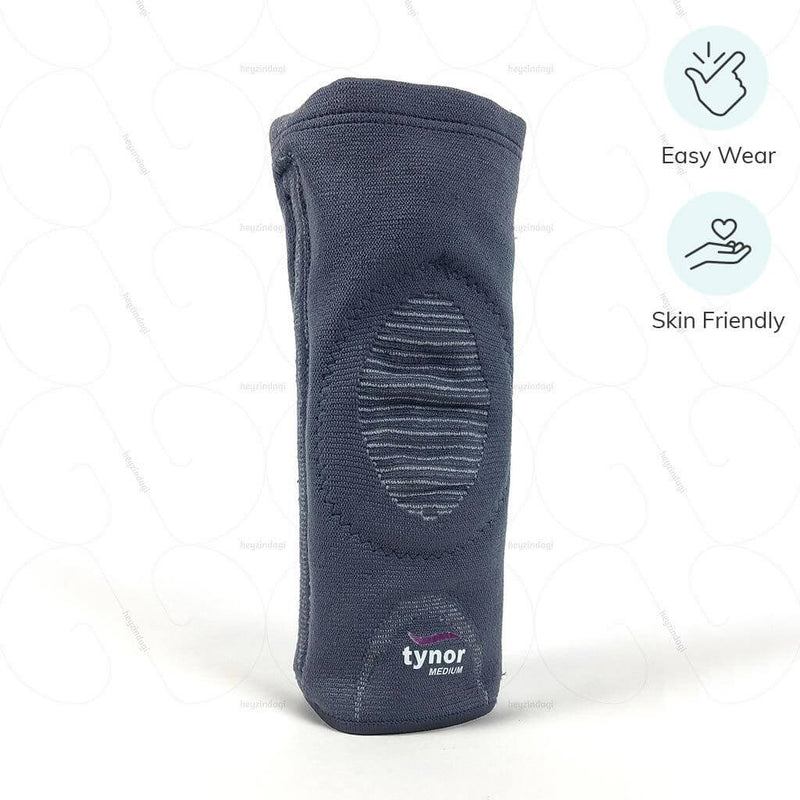 Spiral Knee Cap (with silicon patellar ring) (D07BAZ) for pain relief by Tynor India | shop at heyZindagi.com