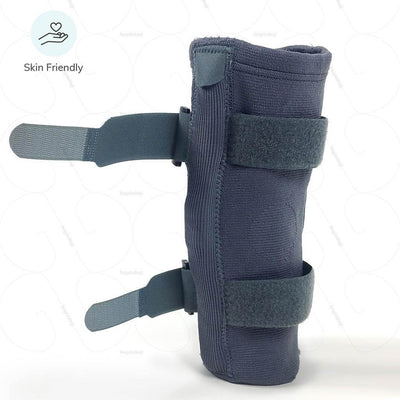 Rigid hinged knee brace (D06BAZ) by Tynor India. Suitable for all skin types. | EMI option available at heyzindagi.com.