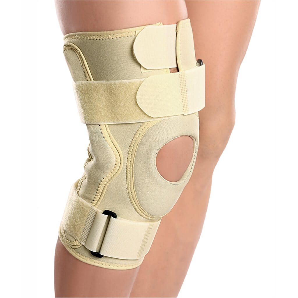 Knee support hinged (Neoprene) J01BAZ by Tynor India | Heyzindagi.in