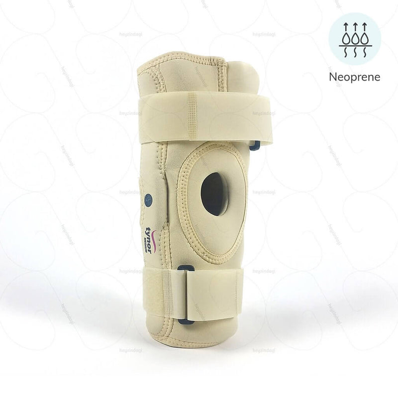Knee support hinged (Neoprene) J01BAZ by Tynor India | Heyzindagi.com
