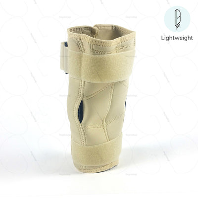 Lightweight knee brace for osteoarthritis by Tynor India. Aid faster healing of an injury | buy online at heyzindagi.com
