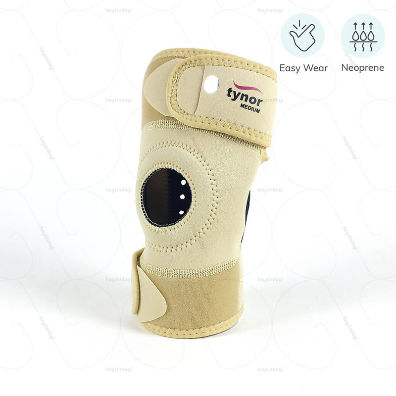 Knee support sportif (J09BGZ) by Tynor India | heyzindagi.in - shipping done across India