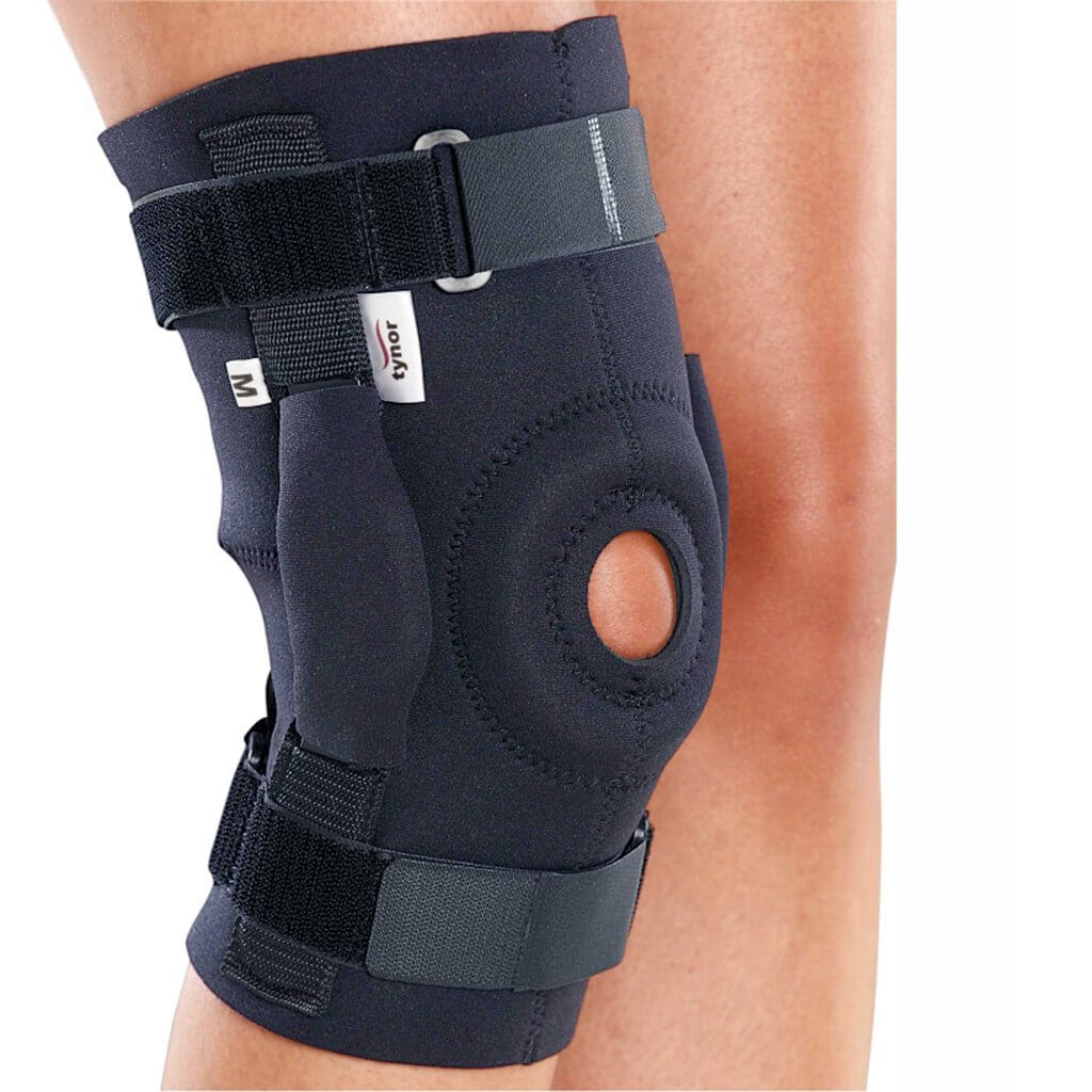 Knee Wrap Hinged (Neoprene)