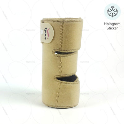 Best knee wrap (J05UAZ) to enhace the recovery process in case of an injury by Tynor India | heyzindagi solutions- an online shop for elders & differently abled