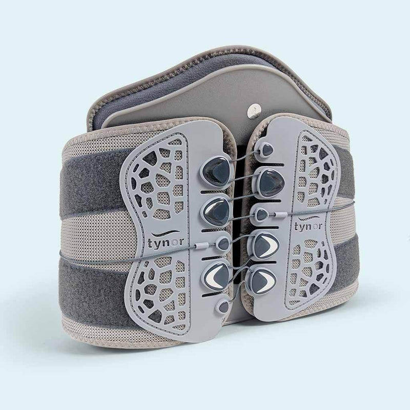 Lumbo Lacepull Brace (Advanced Compression Mechanism)