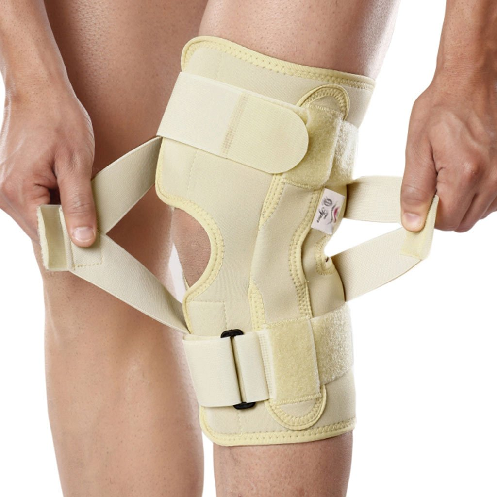 OA Hinged Knee Neoprene support for Varus J08BG  (Bow-legged)  by Tynor India | Shop at  amazon.in