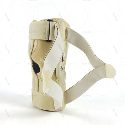 Osteoarthritis Knee brace (J08BG) ideal for disabled & elders- an anatomically designed aid for limited mobility of knee joints by Tynor India | Shop at  amazon.in