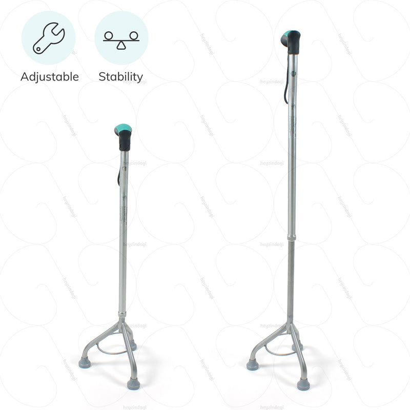 Walking Tripod (Soft Top Handle) L32UDZ by Tynor India | www.heyzindagi.com