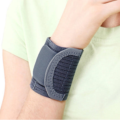 Wrist brace with double lock (E05BAZ) by Tynor India  | heyzindagi.com - shipping done across India