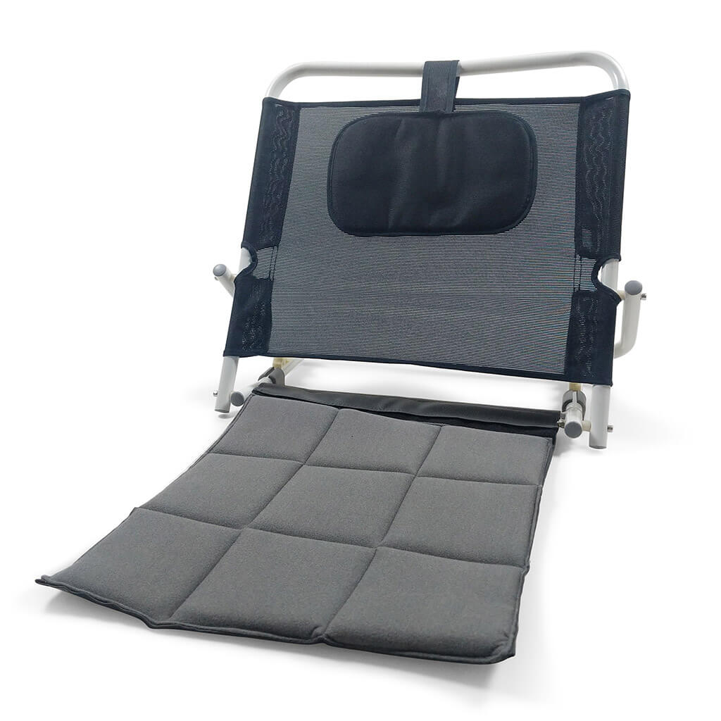 Adjustable Backrest for Bed (Mesh base)
