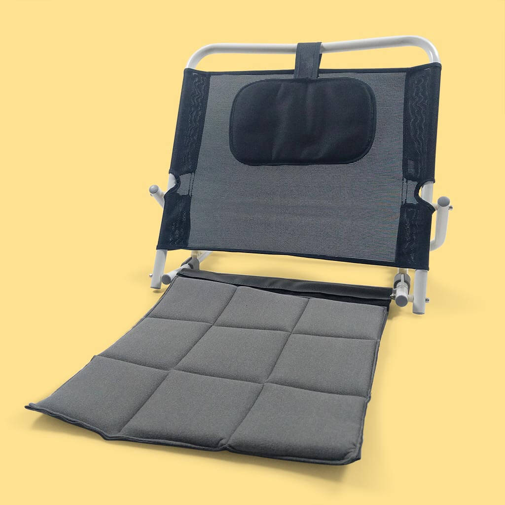 Adjustable Backrest for Bed (Mesh base) - New!