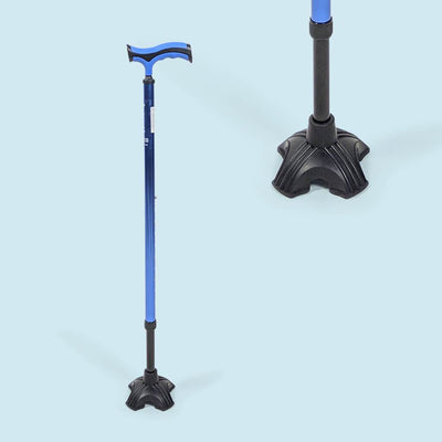 Avanti plus T-shaped aluminium walking stick (2909)  by Vissco India | www.heyzindagi.com
