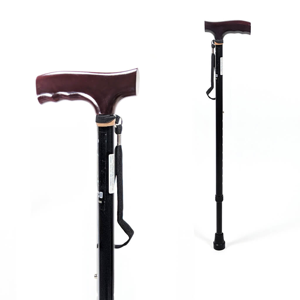 Vissco walking stick (2906) to support impaired walking | heyzindagi.in- an online shop for senior citizens