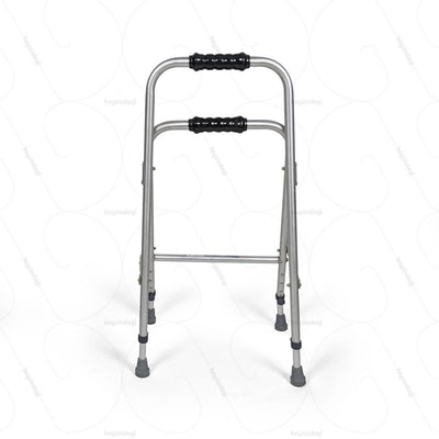 Aluminium walker (2901) manufactured by Vissco India | EMI option available at heyzindagi.com