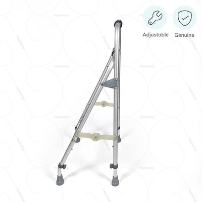 100% Genuine and height adjustable walker (2901) by Vissco india | heyzindagi.com- a health & wellness site for differently abled