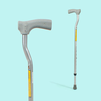 Aluminium Walking Stick (VIWA01) by VISSCO India