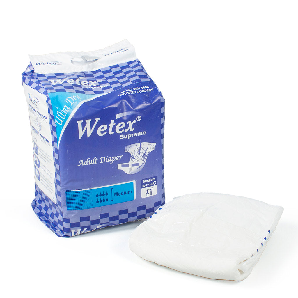 Wetex Adult Diapers (WMWS01) by Walmark Meditech India