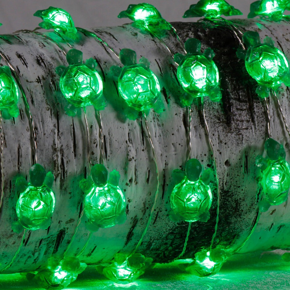 the latest 2f4a6 51329 Sea Turtles String Lights 10ft 40LEDs