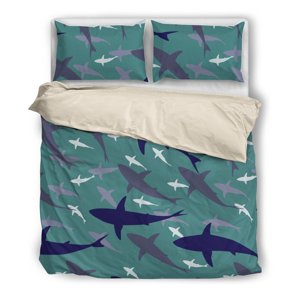 Shark Bedding Set