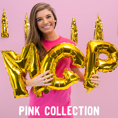 Shop Pink Collection MG Palmer