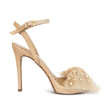 MELISSA nude leather + LEDA
