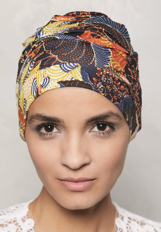 Bahamas Turban Gisela Mayer Headwear Collection