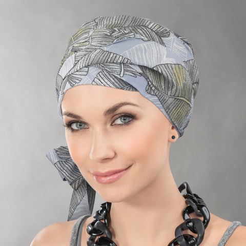 Ama Fina Scarf Turban Ellens Headwear Collection