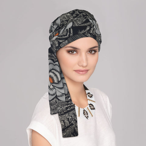 Ama Fina Turban Ellens Headwear Collection