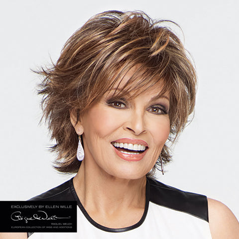 Indiana Mono Wig Raquel Welch Collection