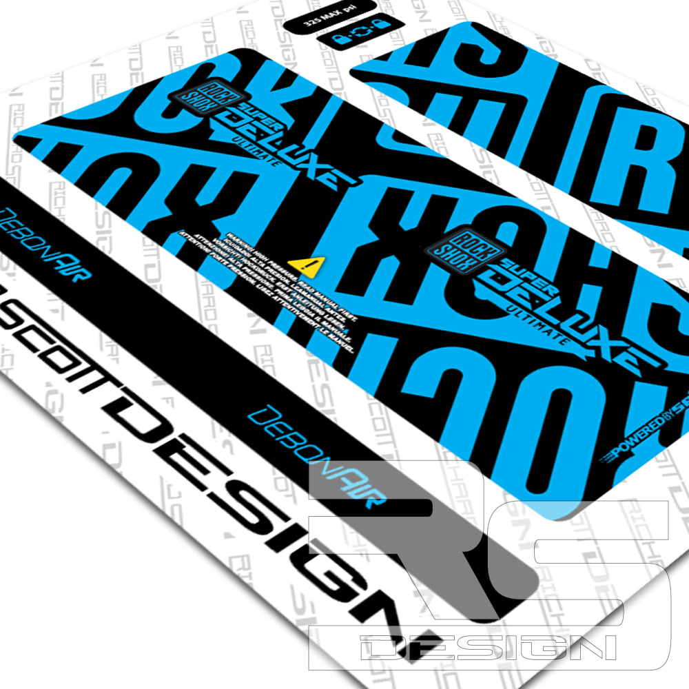 Fall 2020 Decals.2020 Rs Super Deluxe Ultimate Decals