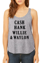 Side Slit Tank Cash Hank Jim Jack
