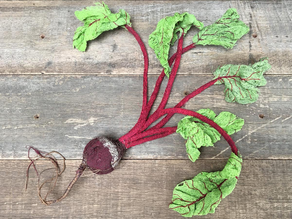 Textile Beetroot