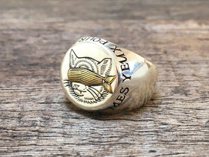 Gauguin Signet Ring