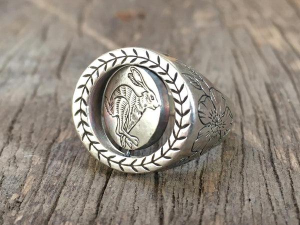 The Escapist Signet Ring