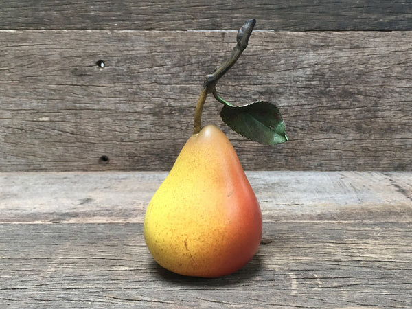 Ceramic Pear: Williams Blush