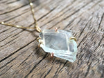 Load image into Gallery viewer, Aquamarine Pendant