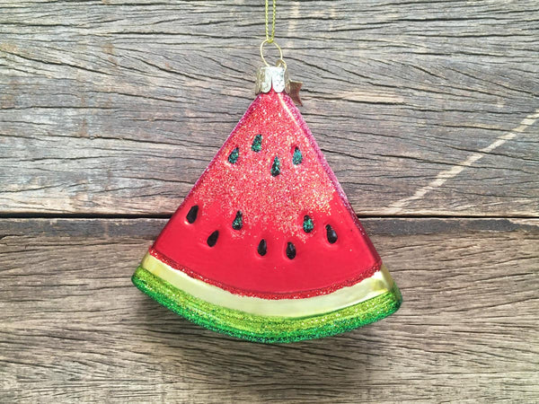 Christmas Watermelon Slice