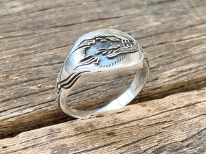 Dragon-Dog Signet Ring