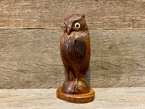 Little Wooden Owl